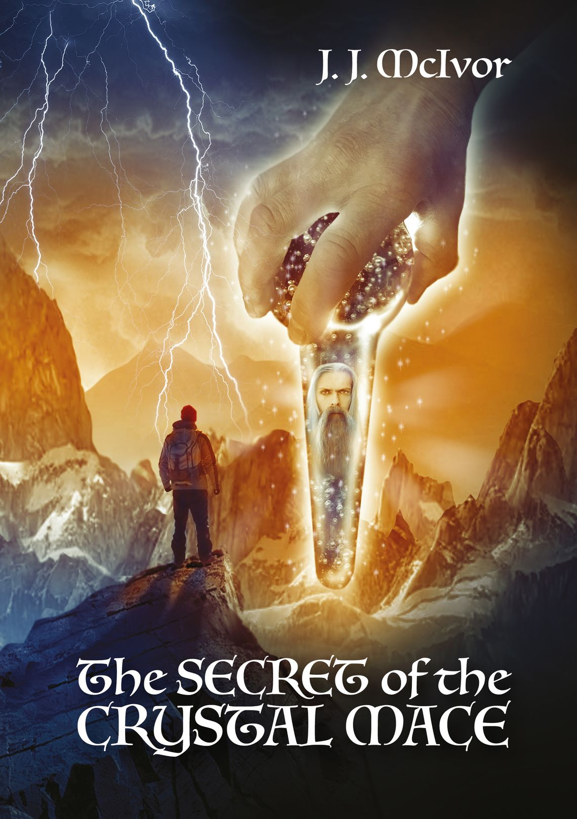 The Secret of the Crystal Mace
