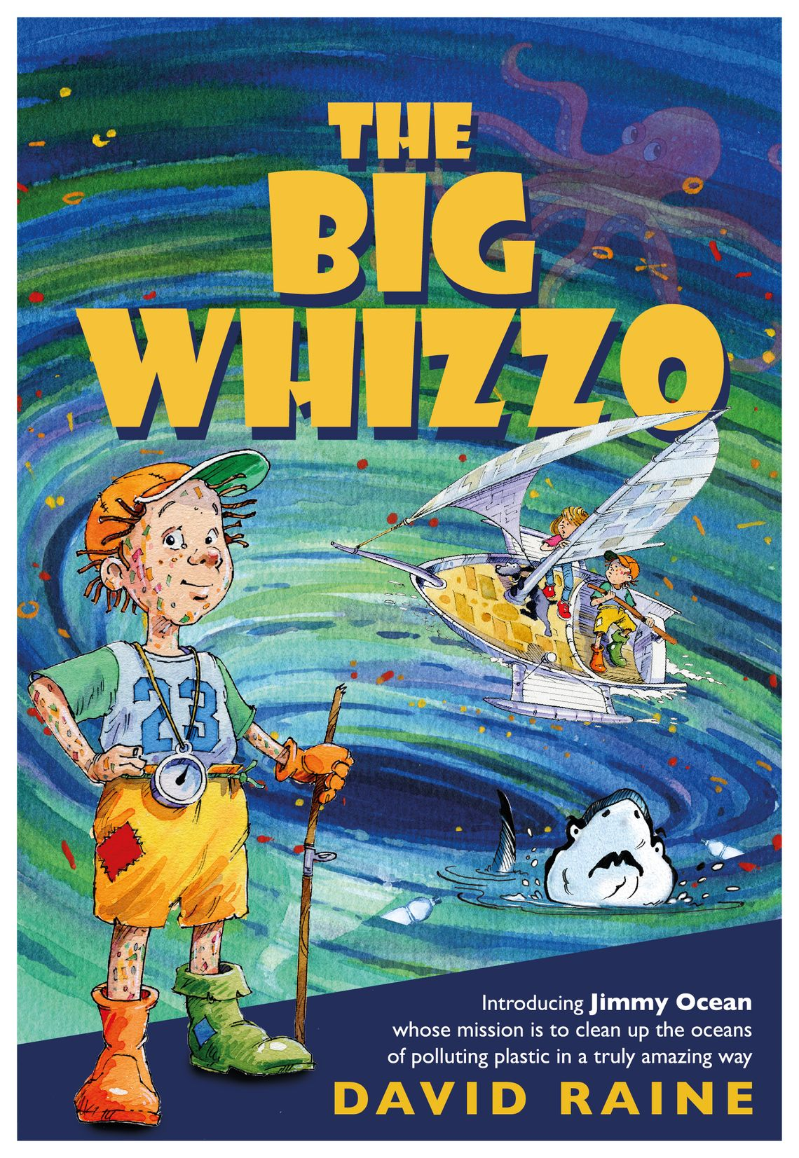 Behind 'The Big Whizzo' and The Jimmy Ocean Project
