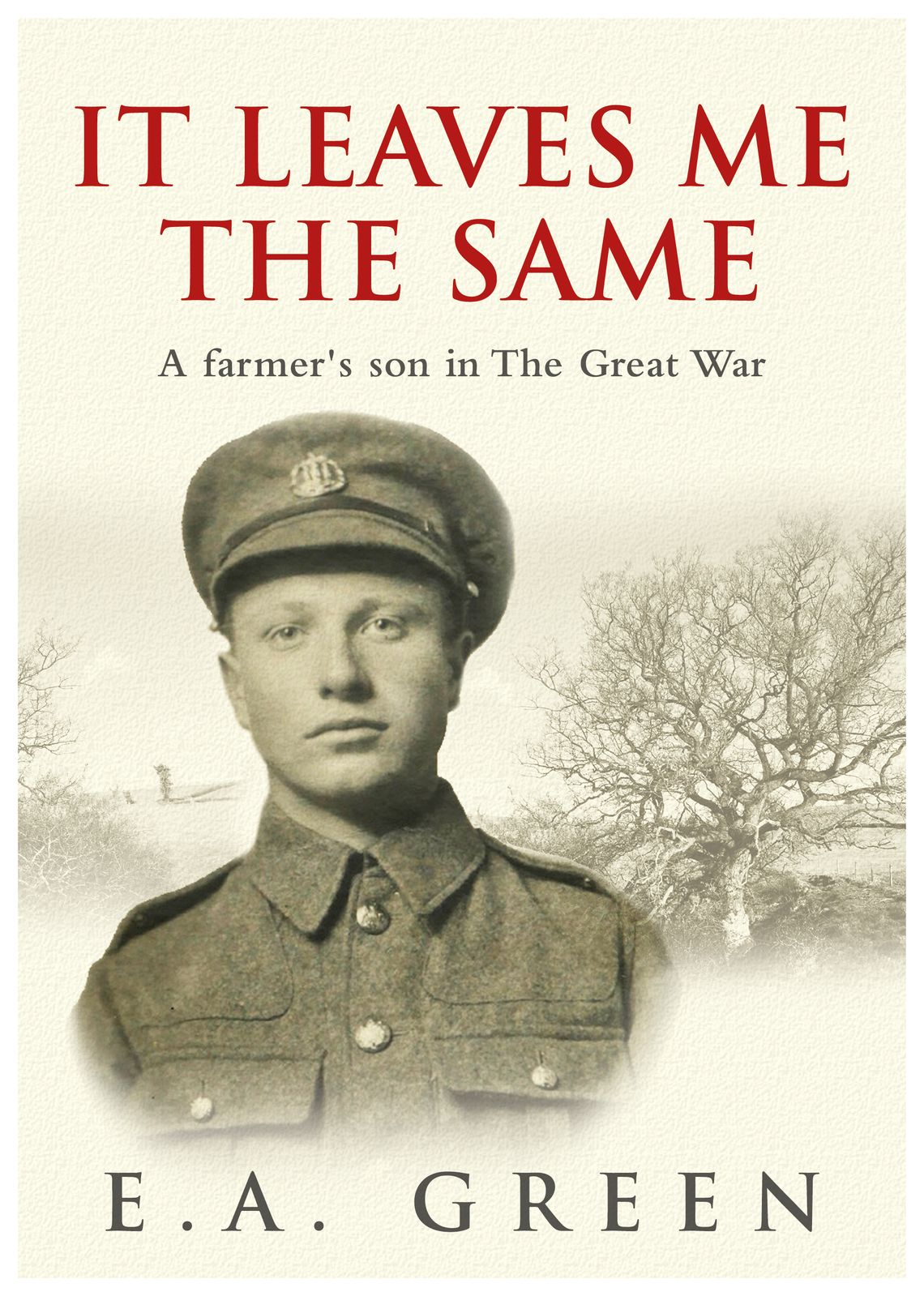 It Leaves Me The Same: A farmer's son in The Great War