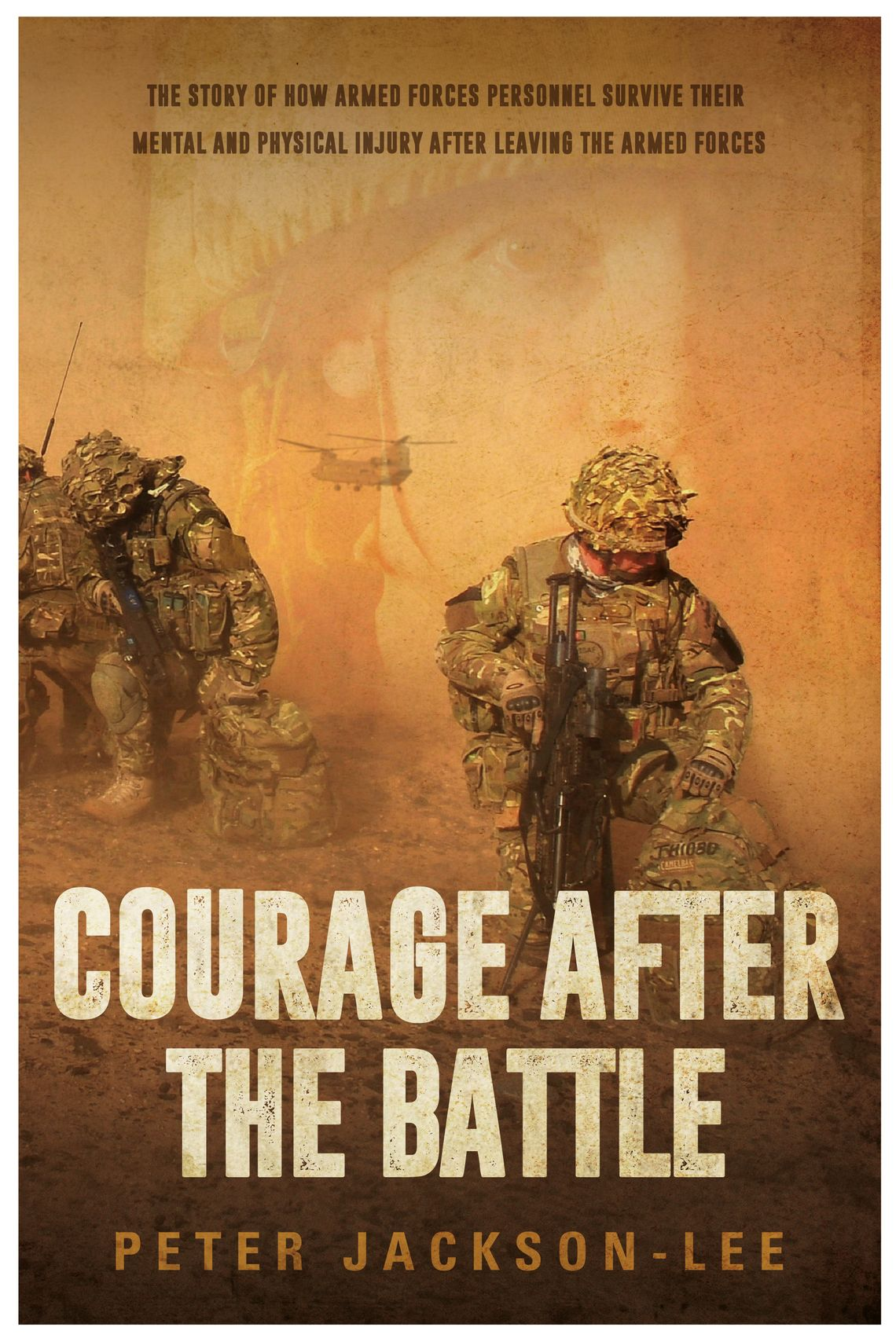 New release: 'Courage After The Battle'