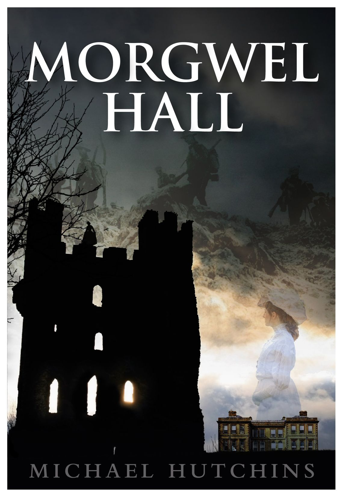 Michael Hutchins discusses his new ghost story