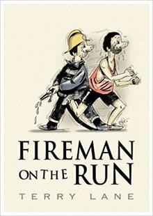 Fireman on the run