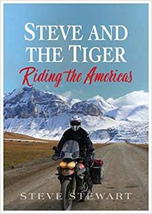 Steve and the tiger