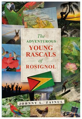 The Adventurous Young Rascals of Rosignol cover