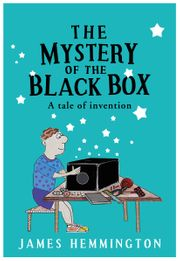 The Mystery of the Black Box cover