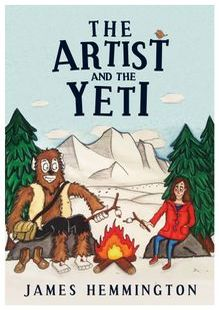 The artist and the yeti