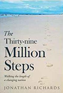 The thirty nine million steps