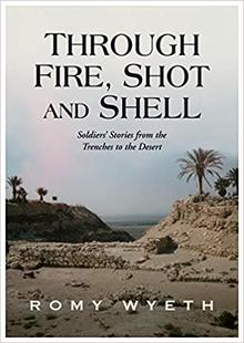 Through fire shot and shell