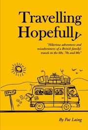 Travelling Hopefully cover