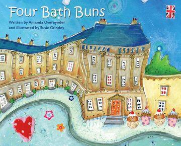 Four Bath Buns