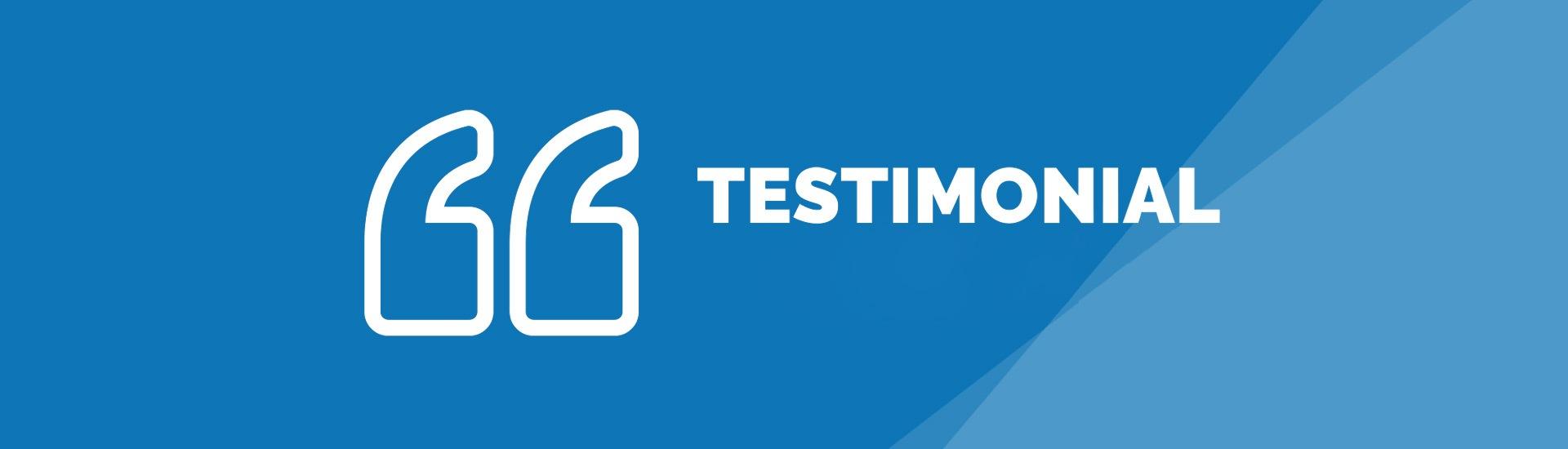 Testimonial-old